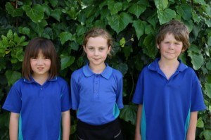 Year 2 Shoulan (2nd), Eugenie (1st), Noah (3rd)
